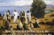 Lễ Chúa Ba Ngôi năm B – Thánh vinh 32 (Slideshow)