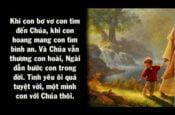 Một Mình Con Với Chúa