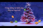 Noel đi tìm Chúa (Slideshow)