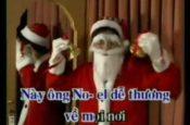 Ông Noel dễ thương