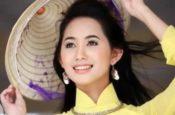 Thương áo dài Việt Nam
