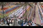 Vãn hoa của 4.500 Con Hoa Giáo phận Thanh Hóa