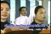 Với cả lòng thành con dâng Chúa (Karaoke)