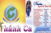 Album Maria Người Nữ Thánh Thể