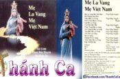 Album Mẹ La Vang Mẹ Việt Nam