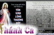 Album Tôn Vinh Lòng Thương Xót Chúa – Hợp Ca Thanh An