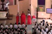 Bài Thương khó chúa Giesu theo Thánh Gioan