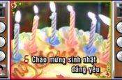 Chúc mừng Sinh nhật (Karaoke)