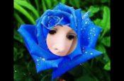 Hoa xanh dâng Mẹ