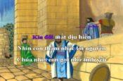 Karaoke: Chúa Nhìn Con