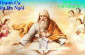 Kinh nguyện với Chúa Ba Ngôi