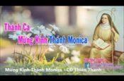 Mừng kính Thánh Monica