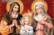 Thánh lễ mừng kính hai Thánh Gioakim và Anna
