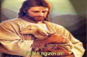 Alleluia hát lên người ơi