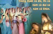 Dụ ngôn mười trinh nữ
