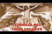 Lễ Mình và Máu Thánh Chúa Kitô Năm C