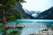 Cho Con Vững Tin (karaoke)