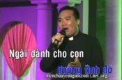 Con đường Chúa đã đi qua (karaoke)