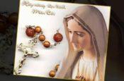 Kính mừng Mẹ Mân Côi
