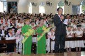 60 năm hồng ân Chúa