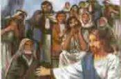 Hát Chuỗi Mân Côi 5 Sự Mừng – Mầu nhiệm thứ tư