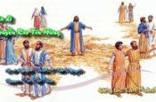Ra đi truyền rao Tin Mừng